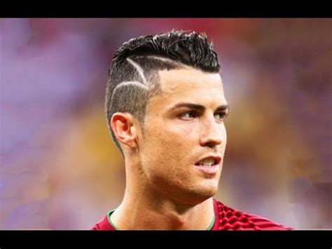 c ronaldo hair style cristiano ronaldo new hairstyles 2014 5471