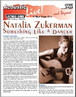 Natalia Zukerman Something Like a Dancer by Richard ...