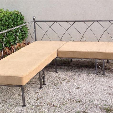 canap d angle fabrication fran aise canapé d 39 angle sur mesure en fer forgé fabrication