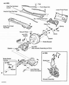 Power Brake Unit - Toyota Sequoia 2001 Repair