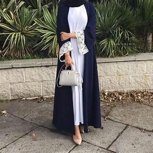 Abaya pour mohajaba chic style 2016