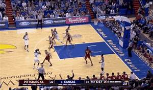 Andrew Wiggins Throws Down a Huge Alley-Oop in His ...