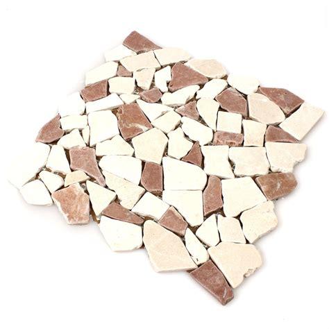 mosaico piastrelle rotte mosaico marmo rotte piastrelle rosso verona botticino