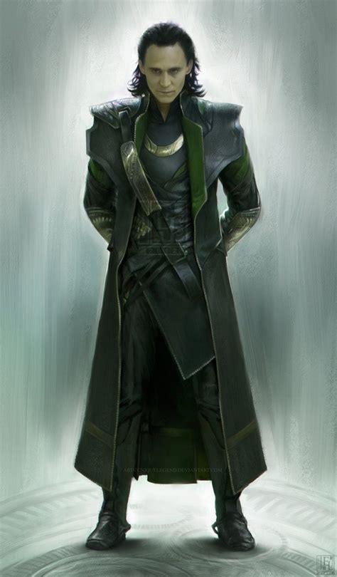 Loki By Uniquelegend This Is One Of The Best Fan Created