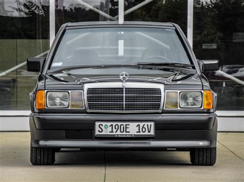 1986 Mercedes Benz 190e 23 16 Pcarmarket