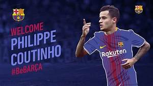 5 key moments from Philippe Coutinho transfer saga ...