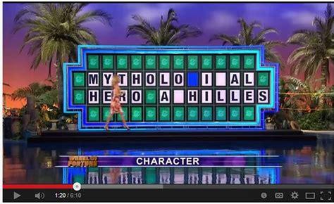 fortune wheel contestant