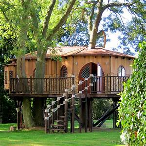 Blue Forest Tree Houses | Firebox - Shop for the Unusual