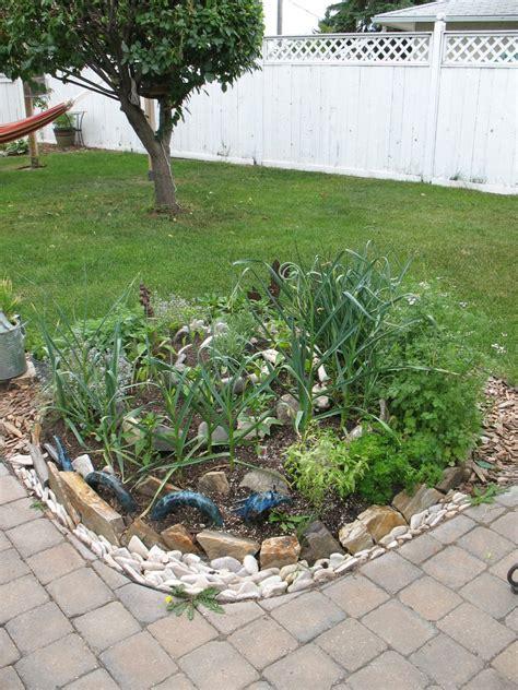 diy spiral herb garden  owner builder