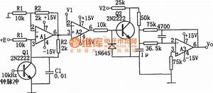 multiplying circuit 3lm101aha2 2520 control circuit With following circuit diagram show two comparator circuits using the lm101