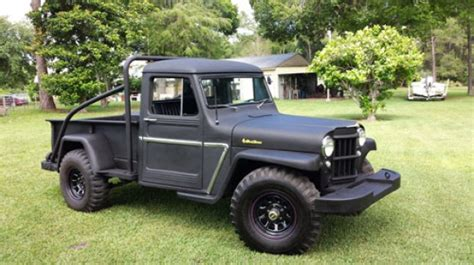 kaiser willys jeep kaiser willys jeep of the week 127