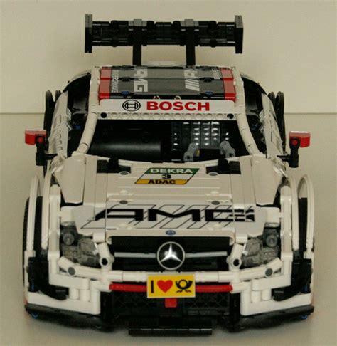 lego technic mercedes amg lego technic moc mercedes amg c63 dtm bodywork