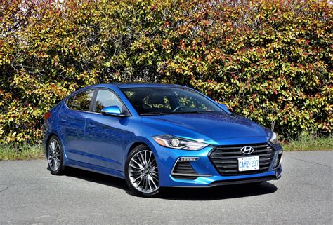 2017 Hyundai Elantra Sport  The Car Magazine