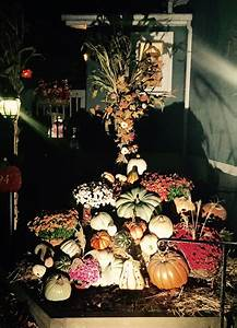 Outdoor, 2016, Decor, For, Fall, Harvest, Theme