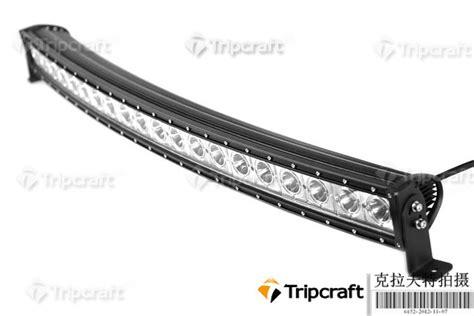 high lumen 40inch 200w led road light bar for suv