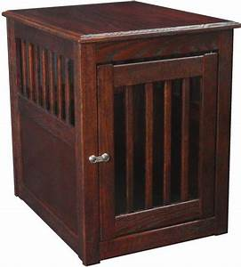 end table dog crate furbabies pinterest With small dog crate table