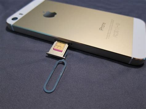 how to open sim card slot on iphone 5s how to remove or insert a sim card in your iphone