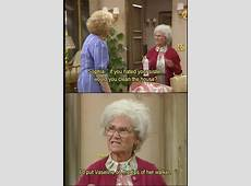 30 Brutal Burns Only The Golden Girls Could Pull Off