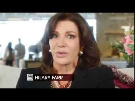 hilary farr bring  style home youtube