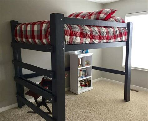 loft bed with desk for low ceiling loft beds for low ceilings stylish loft beds for low