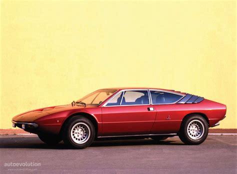 LAMBORGHINI Urraco specs & photos - 1972, 1973, 1974, 1975 ...