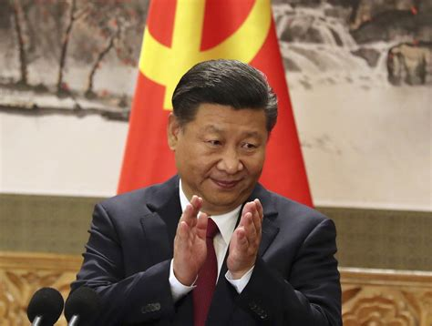 chinas xi jinping    year term  communist