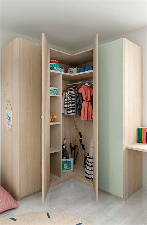 Catálogo de dormitorios juveniles ORIGAMI con un estilo