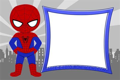 molduras png personagens e l homem aranha