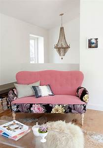 Shabby Chic Mode : 20 classy and cheerful pink living rooms ~ Markanthonyermac.com Haus und Dekorationen