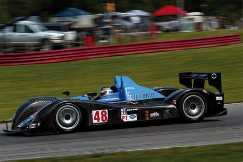 Description Hybrid Race Car