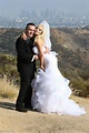 Pregnant Courtney Stodden renews her vows with husband ...