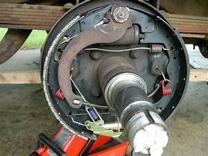 Rear Brake Adjustment - Dodge Diesel