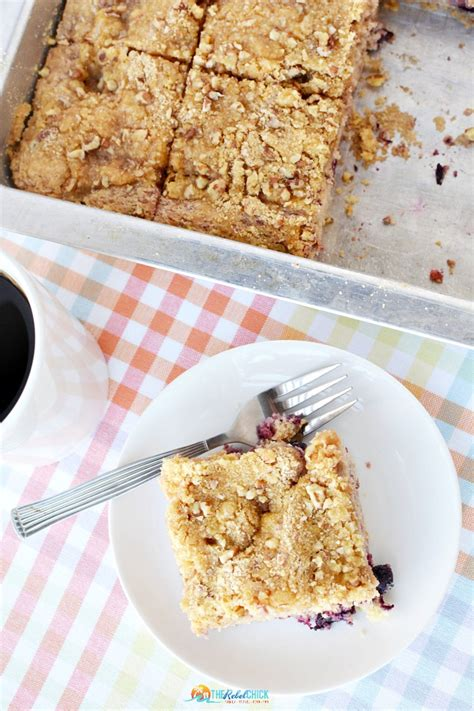 By gayle   pumpkin 'n spice on january 12, 2015 in cakes, desserts january 12, 2015 cakesdesserts. Very Berry Coffee Cake Recipe - The Rebel Chick
