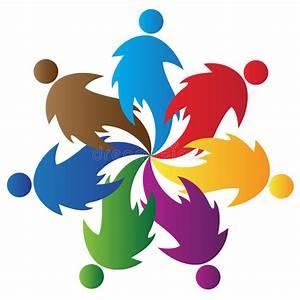 Teamwork Logo Stock Images - Image: 22456334