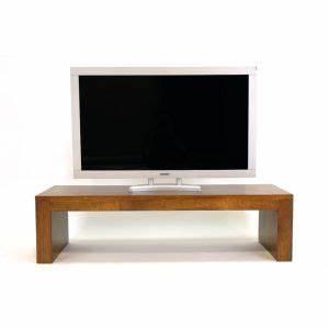 Table Basse Meuble Tv : table basse meuble tv h v a 135x45x36cm olga cat gorie bout de lit ~ Teatrodelosmanantiales.com Idées de Décoration