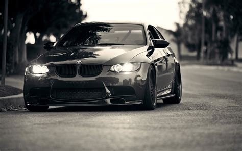 Bmw Lights by Bmw Lights Grayscale Bmw M3 Wallpapers 1920x1200 494760