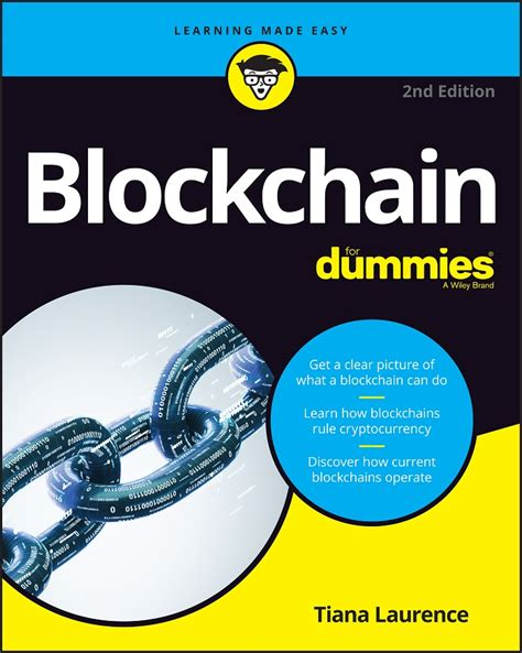 There is no government, company, or bank in charge of bitcoin. Dummies Brings Four New Crypto Books This Year - Bitcoin UK