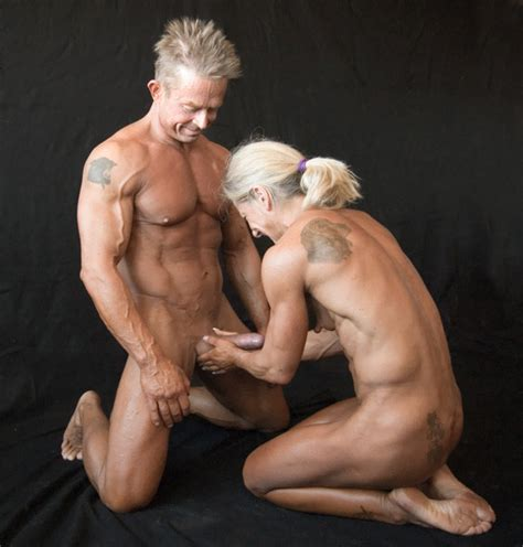 19 In Gallery Mature Fit Couple Picture 19 Uploaded By Maturemaleinmo On