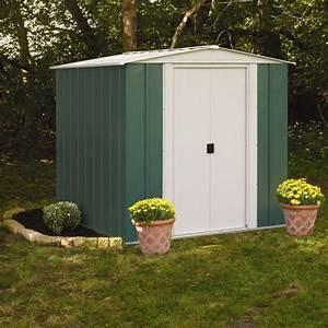Abri De Jardin Moins De 5m2 : abri de jardin cd6562 acier galvanis 2 5m2 arrow cd101262 ~ Edinachiropracticcenter.com Idées de Décoration