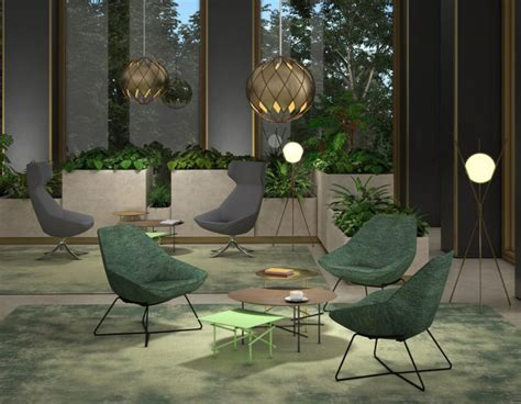9to5 Seating Launches Lounge Collection Jax | officeinsight