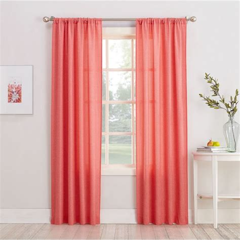 coral curtains ideas  pinterest gray coral bedroom coral room accents  coral
