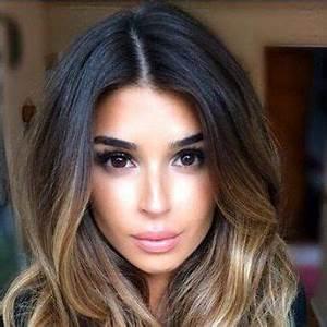 Ombré Hair Chatain : balayage dore sur chatain ~ Nature-et-papiers.com Idées de Décoration