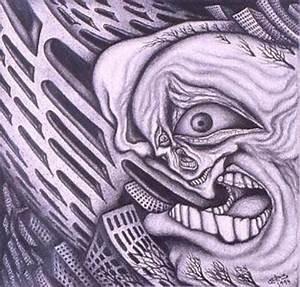 Damian Michaels Artwork: Nuclear Explosion 3   Original ...