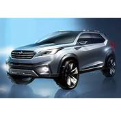 Subaru Impreza 5 Door Viziv SUV Concepts Headed For Tokyo