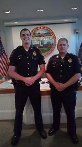 Two Rochester Police Officers Promoted To Sergeant - News - Fosters Com