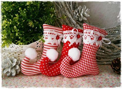 Weihnachtsdeko Noch Mehr Christbaumkugeln by 3 Elfenstiefel Baumschmuck Rot Weihnachten