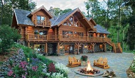standout log cabin designscaptivating ambiance period