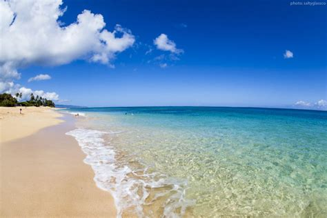 sunset beach hawaii oahu beaches shore north hawaiian most west december haleiwa today weather area surf