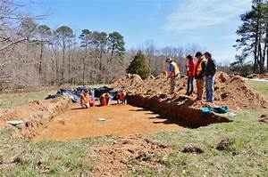 Digging more than a foxhole at Fort Pickett
