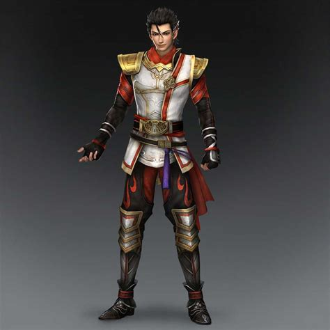 dynasty warriors  xtreme legends adds   officers
